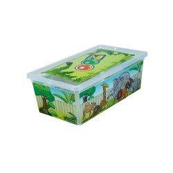 Кутия с капак QT10508 - 5л
