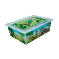 Кутия с капак QT12508 - 25л