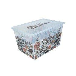 Кутия с капак QT15014 - 50л