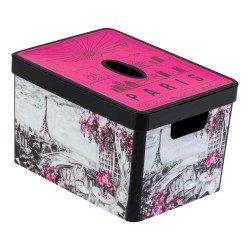 Кутия с капак 161490-008 Paris - 20л