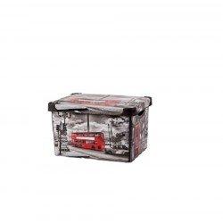 Кутия с капак  V0649